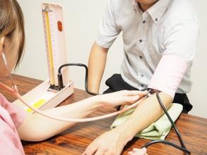 高血圧、低血圧